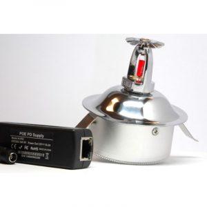 Slapta IP kamera priešgaisriniame purkštuke 1.0Mpix