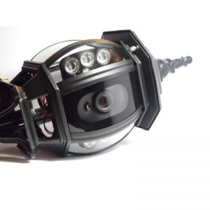 Slapta kamera lauko šviestuve su IR 800TVL