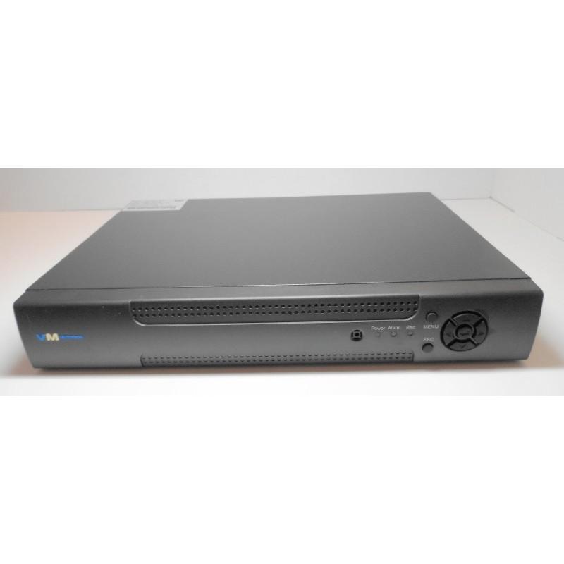 Skaitmeninis 8 kanalų įrašymo įrenginys DVR-NVR