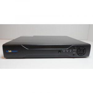 Hibridinis skaitmeninis 4 kanalų įrašymo įrenginys DVR-NVR