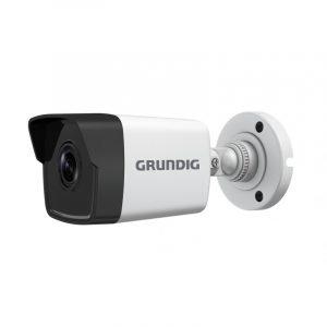 1 MP mini cilindrinė IP kamera 4 mm