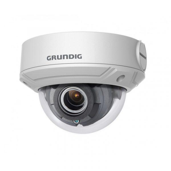 2 MP kupolinė IP kamera 2.8 - 12mm, varifokalinis objektyvas
