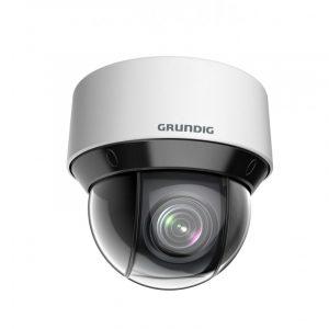 2 MP valdoma kupolinė IP kamera, 20x priartinimas
