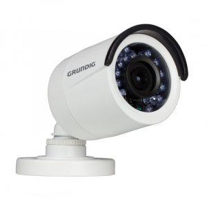 2 MP cilindrinė HD-TVI kamera 3.6mm