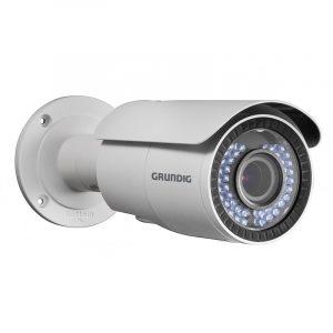 2 MP cilindrinė HD-TVI kamera 2.8 - 12mm