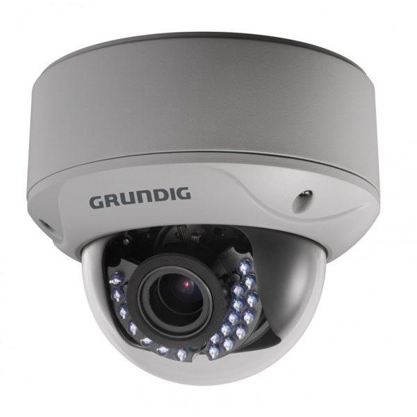 2 MP kupolinė HD-TVI kamera 2.8 - 12mm