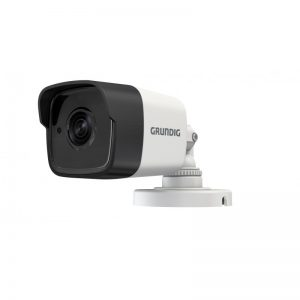 5 MP cilindrinė HD-TVI kamera 3.6mm, PoC