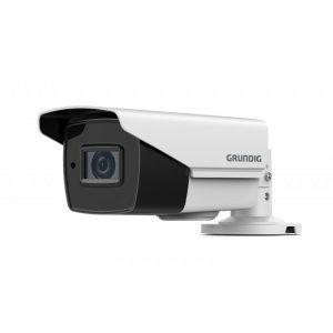 5 MP cilindrinė HD-TVI kamera 2.8 - 12mm, motorizuotas objektyvas