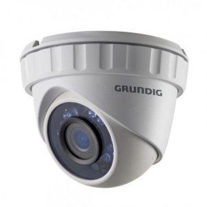 5 MP kupolinė HD-TVI kamera 2.8mm, PoC
