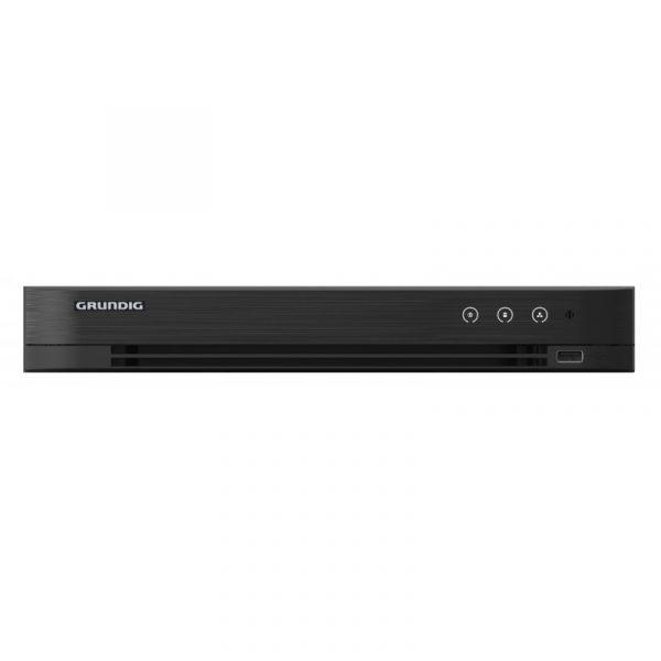 4 kanalų HD-TVI / IP / Analog vaizdo įrašymo įrenginys, PoC